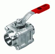 AW44 Stainless steel Ball Valve