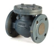 Fig5153 CI Swing Check Valve